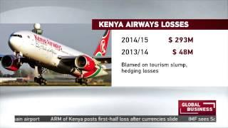 Kenya Airways: Kenya's National Carrier Reports $ 293M Loss