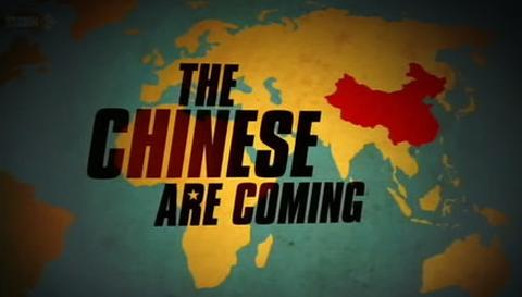 The Chinese are Coming
