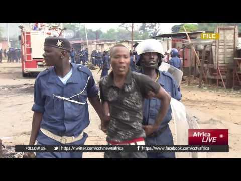 Burundi Keen To Quit ICC