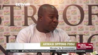 Ghana's Plastic Ban