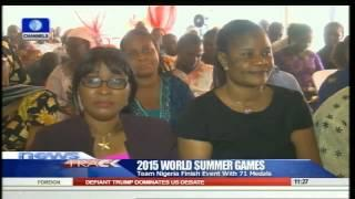 Special Olympics Nigeria Hosts Athletes For Excellent Performances