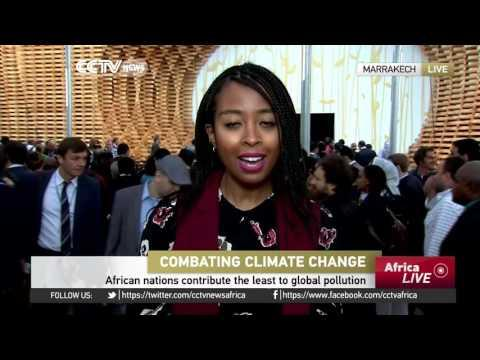 #COP22: Thousands Of Officials Gather In Marrakech For COP22
