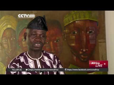 Nigeria's Yoruba People Holding On To Ancient Art Form