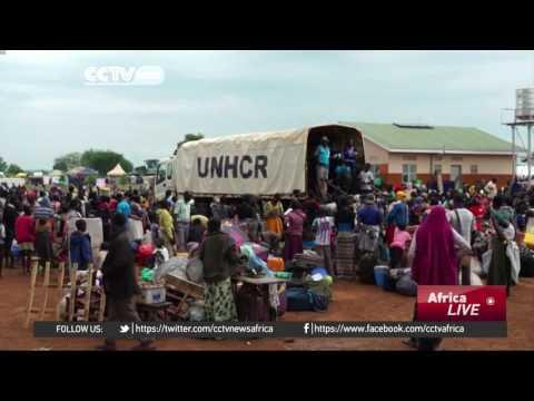 Humanitarian Crisis Looms As Thousands Of South Sudanese Cross Into Uganda