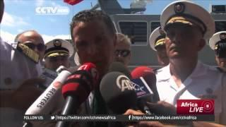 Tunisian Ship 'Istiqlal' Receives A Lot Of Attention