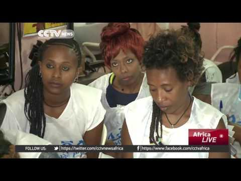 Ethiopian Returnees Receiving New Skills For A Better Life At Home