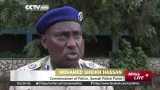 Ugandan Police Unit Awarded For Its Service In Somalia