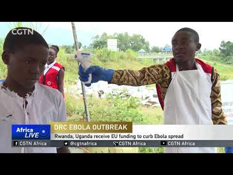 EU Steps In To Fight DRC Ebola Spread