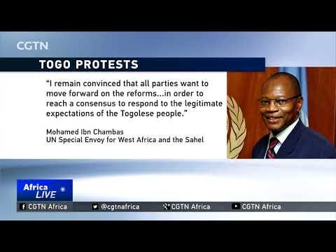 Togo Protests: UN Urges Leaders To Respond To People's 'legitimate Expectations