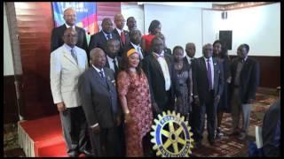 Magic System Et Le Rotary Club - Abidjan S'engagent Contre L'Ulcère De Buruli En Côte D'Ivoire.