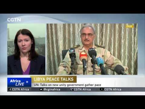 EU Reaches Out To Russia To Broker Deal With General Haftar