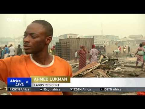 Thousands Of Nigerians Homeless After Massive Blaze