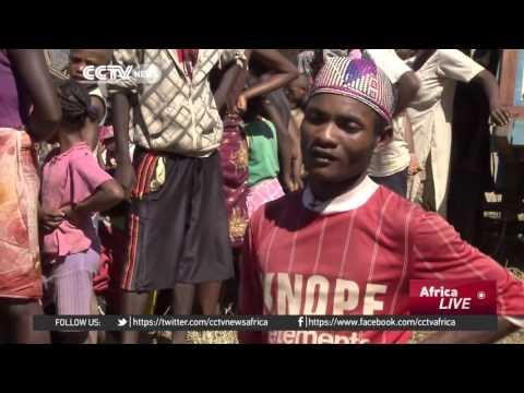 Unique Tradition Of Cattle Wrestling Lives On In Madagascar