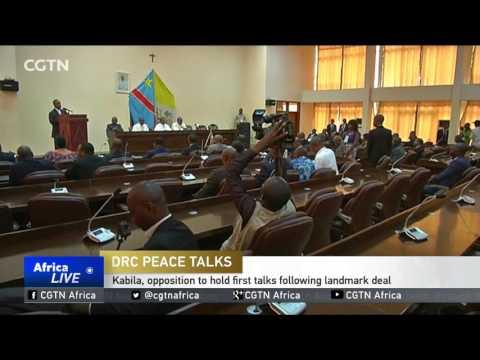 Kabila, Opposition To Hold First Talks Following Landmark Deal