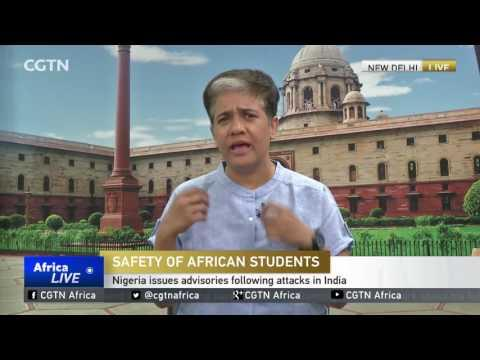 AU Condemns Violence Against African Students