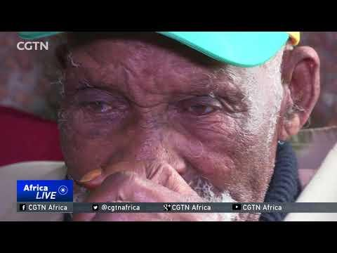South African Is Possibly World's Oldest Man