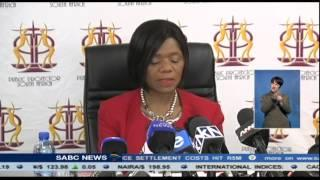The Premise Of Nhleko's Report On Nkandla False : Madonsela