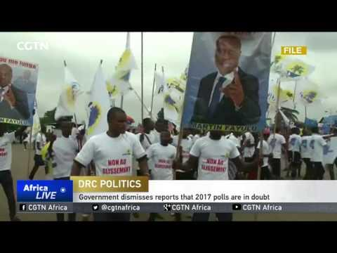 DRC: Government Dismisses Reports That 2017 Polls Are In Doubt