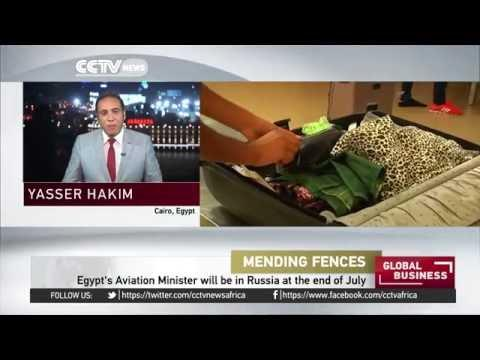 Russia To Build Its Own Terminals In Egypt
