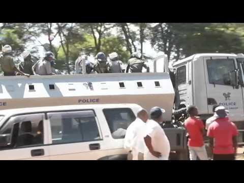 In Case You Missed It: Zimbabwe War Veterans Vs Brutal Power Of The Police
