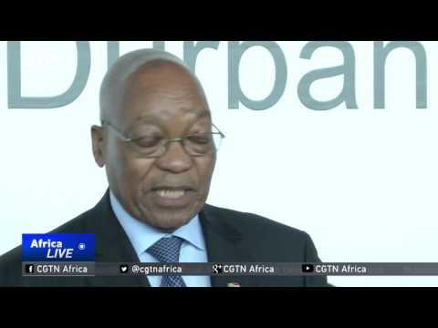 South African President Zuma Upbeat About Africa's Prospects