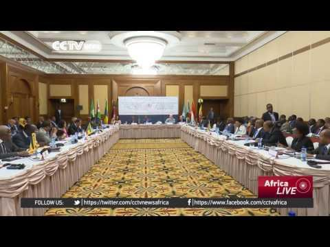 IGAD Leaders Discuss Situation In Somalia And South Sudan
