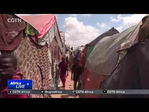 Somalis Continue To Flee Their Homes In Search Of Food