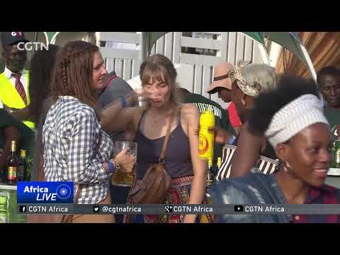 Uganda Gets Into Oktoberfest Craze