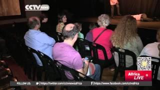 Fringe Festival Held In Cape Town