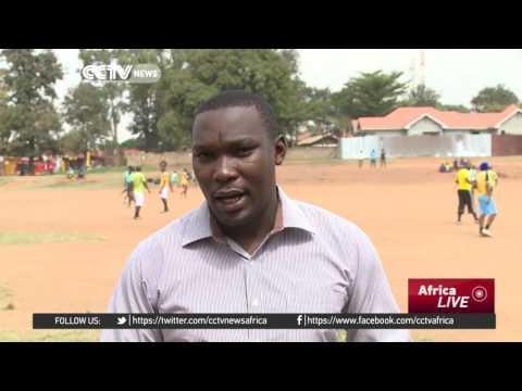 Sport Helps Refugees Integrate Into Ugandan Communities