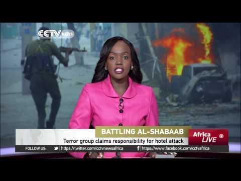Al-Shabaab Claims Responsibility For Mogadishu Hotel Attack