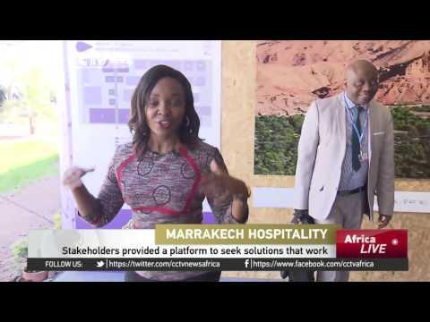 #COP22: The Marrakech Hospitality