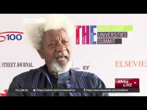Nobel Laureate Wole Soyinka Decries Growth Of Anti-humanism At Institutions