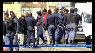 Police Officers Killed In SA 2015 Currently At 56