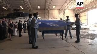 Bodies Of Two UN Workers Killed In Somalia Arrive In Capital