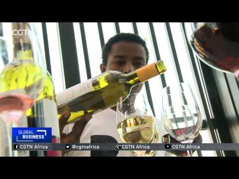 Wineries Show Ethiopians The Pleasures Of Wine And Food