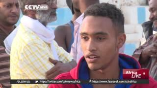 Refugees Fleeing War In Yemen Struggle In War Torn Somalia