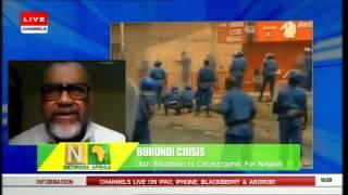 Network Africa: Situation in Burundi Catastrophic