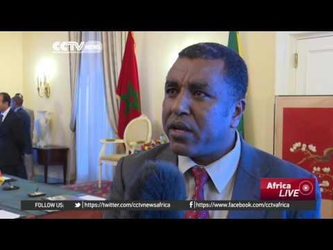 Moroccan King Makes Maiden Trip To Ethiopia