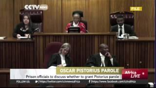 Will South Africa's Pistorius Be Granted Parole?