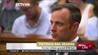 Oscar Pistorius Granted $700 Bail