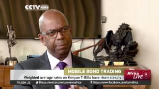 Kenyans To Buy Treasury Bonds On Their Phones
