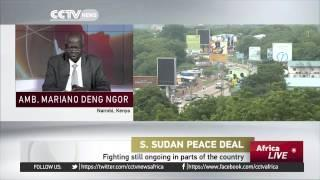 South Sudan Ambassador Speaks On Journalist's Death