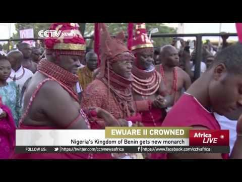 Nigeria's Kingdom Of Benin Gets New Monarch