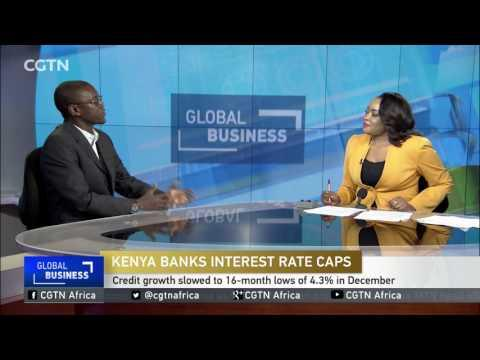 Kenyan Banks In Talks With Government Over Lending Cap Law