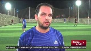 Blind Football Team Hopes To Represent Egypt In Cameroon
