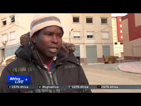 Many Sub-Saharan Migrants Setting Their Base In Algeria