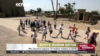 Egypt Expects 10 Million Tourists In 2015