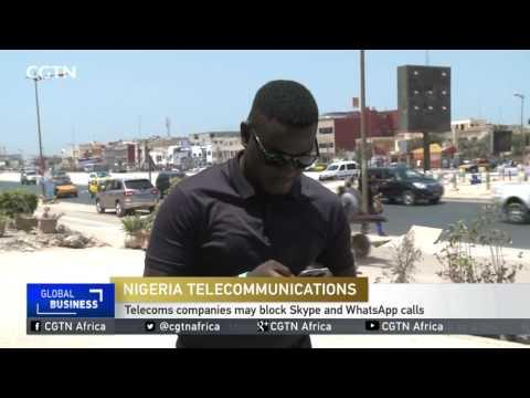 Telecoms Companies In Nigeria May Block Skype And WhatsApp Calls