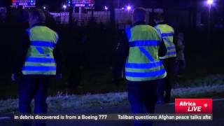 One Dead As Migrants Storm Eurotunnel Terminal